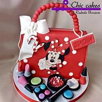 Cake for little princess ...