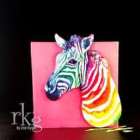 Zebra Bright