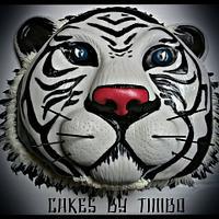 White Tiger! by Timbo Sullivan