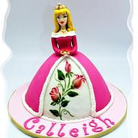 Princess Aurora... The Sleeping Beauty Awakens! by Pauline Soo (Polly) - Pauline Bakes The Cake!