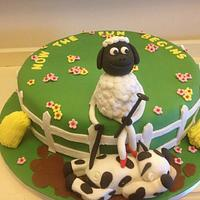 The Farmers Cake