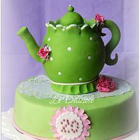 it's tea time...again!!! by LeDeliziose