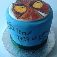 Mini gruffalo cake by Suzanne Owen