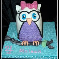 owl  by Ahimsa