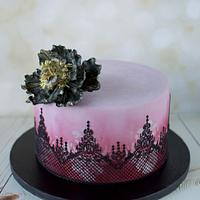 Cake Lace and Craftsy