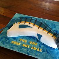 Marlin birthday  by Dell Khalil