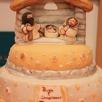 cake nativity  thun