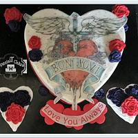 Red Roses Valentines Day  Collaboration, Bon Jovi - Always.