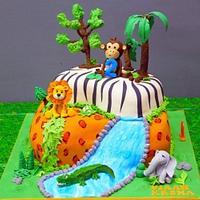 Meena Marolia (Cakes By Meena)