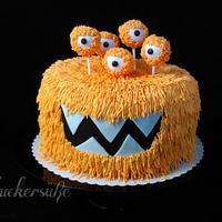 Crazy monstercake