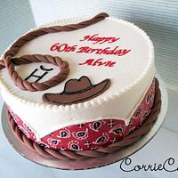 country western birthday