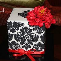 Damask cake!!