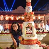 The Cake Love by Hiral Desai