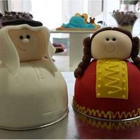 chubby mini cakes