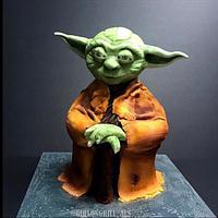 Yoda cakes