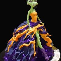 Monster High Dolly Varden