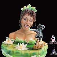 Princess Tiana-Disney Deviant Collaboration