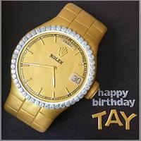 A Rolex for Taylor
