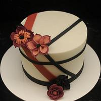 Fun Flowers and Stripes