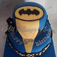 Batman..... by All things nice