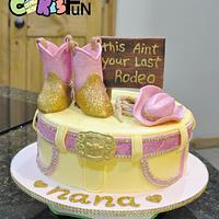Rodeo bling for nana