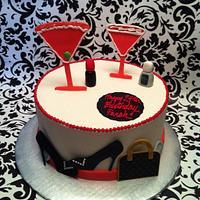 Fashionista Cake