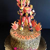 Gormito  cake