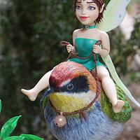 """Breena and Nil"" - Spring Fairy Tale Collaboration"