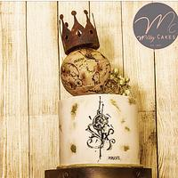 Steam cakes - a steampunk collaboration  by Missyclairescakes