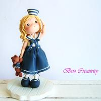 SAILOR DOLL