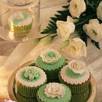 WEDDING CUPCAKES by Le torte di Sabrina - crazy for cakes