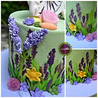 A Painted Easter collab - my entry by miettes