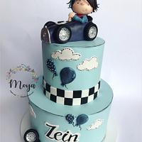 Cake for little boy