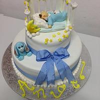 Angel´s birthday cake