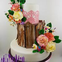 NIKE AIR FORCE ONE cake by Archicaketure_Italia CakesDecor