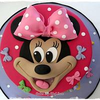 Minnie/Mickey Cakes