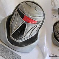 Cylon Cake by Meredyth Hite