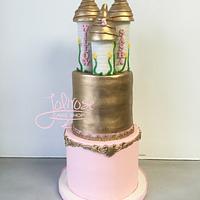 A special Princess cake