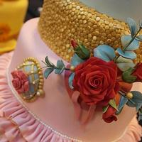 My entry for Cake International by Claire's Cakes and Bakes