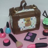 LV Makeup Kit