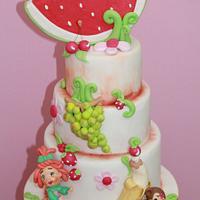 fruit cake by Giovanna Galeota