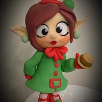 Xmas elf!