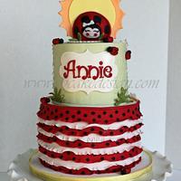 Wondrous Split Twin Birthday Cake Cake By Shannon Bond Cake Cakesdecor Personalised Birthday Cards Veneteletsinfo