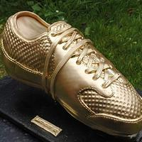 FIFA golden boots trophy
