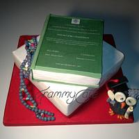 The DNA Cake
