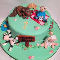 Farm cake x