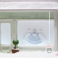 Village shop- Frostington Bride!
