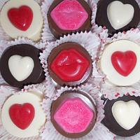 Valentines Day Oreos by ASimpleCupcake
