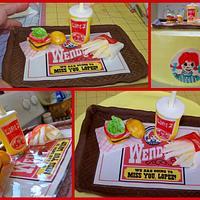 Wendy's Cake