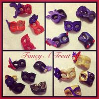 Masquerade  Masques by Fancy A Treat